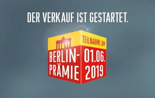 Sonderauslosung Lotto Berlin